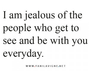 Im Jealous Quotes Tumblr Jealous, you, quotes and