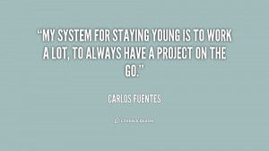 Quotes About Staying Young