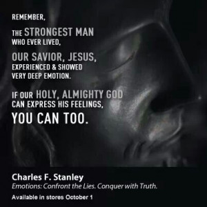 Charles Stanley---his books are wonderful!