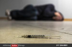Opiate addiction Chicago Illinois