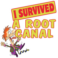 SURVIVED A ROOT CANAL Gift Ideas