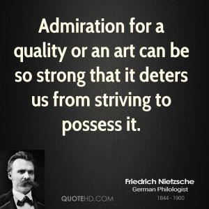 Friedrich Nietzsche Art Quotes