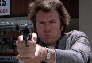 Dirty Harry The Enforcer Sudden Impact Magnum Force