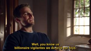 Arrow Season 1 Quote-4