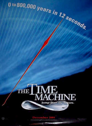 images The Time Machine textless Us poster from The Time