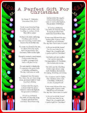 Follow Here For More Christmas Poetry