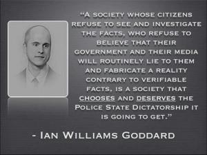 Ian Williams Goddard