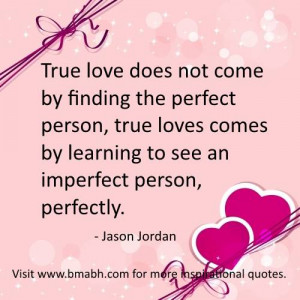 Find True Love