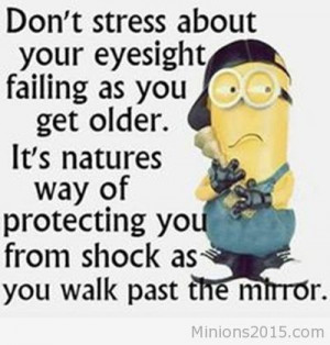eyesight eyesight minion eyesight minion quote fun eyesight minion fun ...