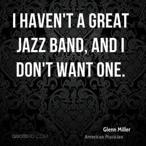 Short Band Quotes
