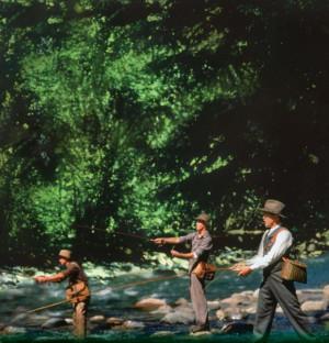 Still of Tom Skerritt in A River Runs Through It (1992)