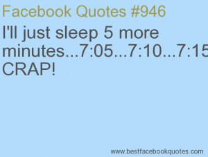 ... 10...7:15...8:30?!?!?!? CRAP!-Best Facebook Quotes, Facebook Sayings