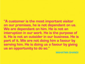 Inspirational Customer Experience Quotes Part Two