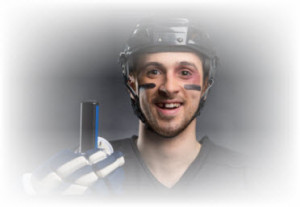 Hockey Players with Missing Teeth