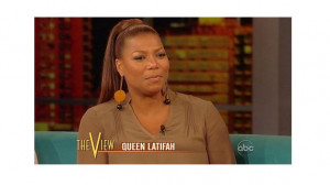 Queen Latifah may be gearing up for her most challenging role yet ...