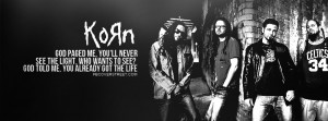 Heavy Metal Love Quotes Korn got the life quote