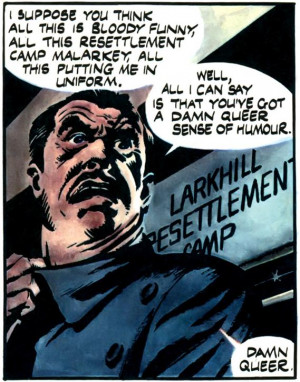Lewis Prothero (V for Vendetta)