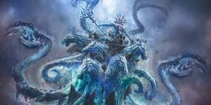 poseidon god of war ascension