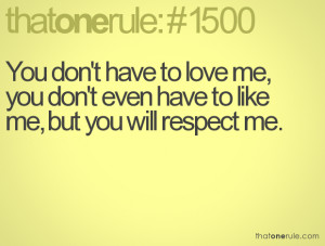 means to me if you have another quote you respect me quotes tumblr ...