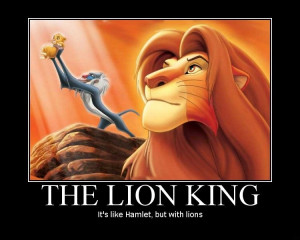 Scar Lion King Quotes
