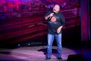 Fluffy Gabriel Iglesias Lost Weight Convention/arena authority
