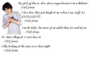 Nick Jonas Quotes by jonas-brothersrhot