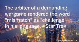 Favorite Star Trek Quotes