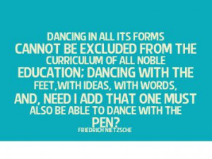dance lessons,