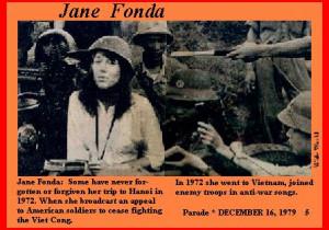 Tom Hayden and Jane Fonda