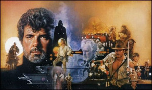 ... George Lucas's birthday with Top Ten Famous George Lucas Quotes #
