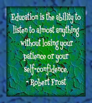 Practicing Preschool: Educational Quotes Part III