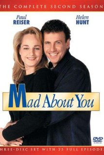 Mad About You (1992) Poster