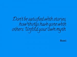 rumi-courage
