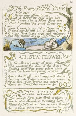 ... Ponderings ¤ poetry, quotes haiku - Ah! Sunflower | William Blake