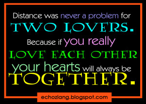 Echoz Lang Love Quotes...