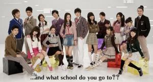 Uniform(ity) (Korean school uniforms)