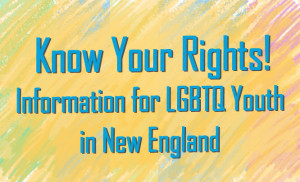 New website features legal info for LGBT youth