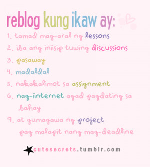 Tagalog Quotes Jokes And Love