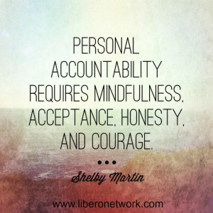 Personal Accountability Quotes