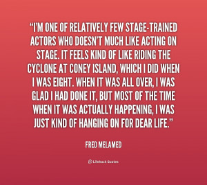 QUOTES ABOUT ACTING ON STAGE image gallery