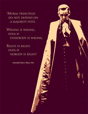 Fulton Sheen Quotes On The Eucharist