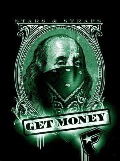 Gangsta Wallpaper 240x320 gangsta, money,