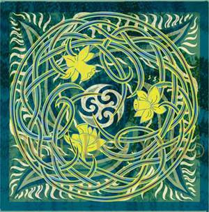 Celtic Spring Clip Art