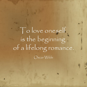 Oscar Wilde | Quote | Love oneself
