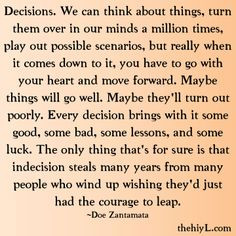Much stress, many decisions - hope we are making the right choices ...