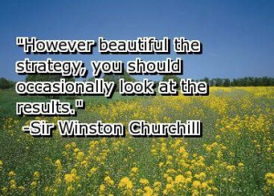 Winston Churchill, Strategy, Quotes, Pictures, Management, Leadership ...
