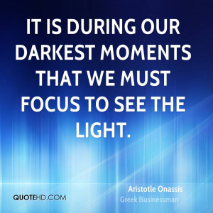 Aristotle Onassis Inspirational Quotes