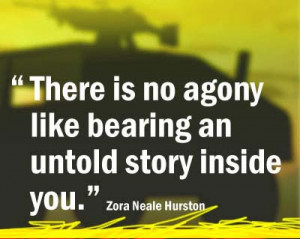 One of Hurston's many timeless quotes