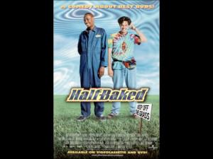 Half Baked Movie Dave Chappelle Jim Breuer Original Poster Print
