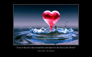 love quotes Paulo Coelho Quotes